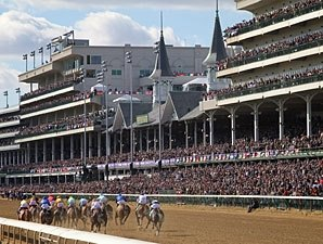 Breeders' Cup Handle, Attendance Increase