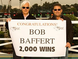 Trainer Bob Baffert Collects 2,000th Victory