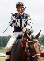 Colonial Downs Apprentice Sanchez Dies