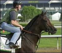Morning at Churchill Highlighted By Derby Workouts