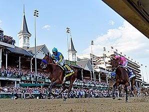 KY Derby, Oaks Anchor Churchill Spring Meet
