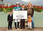 Elvis Trujillo Rides 2,000th Winner