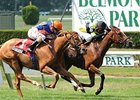 Giants Play Breaks Through in NY Stakes