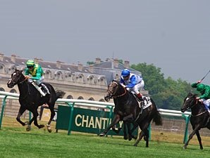 Reliable Man Decisive Winner of French Derby