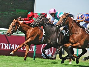 Mutual Trust Narrow Winner in Prix Jean Prat