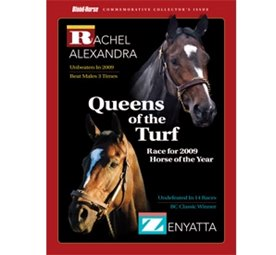 Queens of the Turf: Rachel and Zenyatta