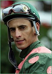 Velazquez Has Commanding Lead in Jockeys' Standings