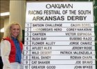 Greater Good Draws Outside Post in Arkansas Derby