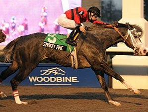 Smokey Fire Blazes to Kennedy Road Win