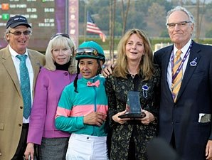 Zenyatta Celebration to Kick Off 2011 BC