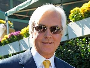 Baffert to Sign Jerseys for Fundraiser