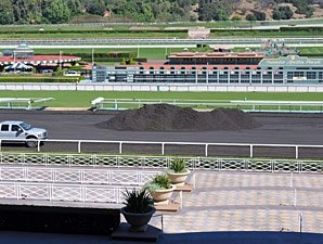 Santa Anita Dirt Track to Undergo Renovation