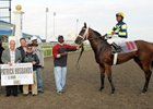 Husbands Rides 2,000th Winner