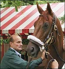 Dual Classic Winner Funny Cide Retired at Age 7