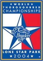 Logo Unveiled for 2004 Breeders' Cup at Lone Star Park