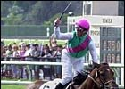Skimming Earns Frankel Fifth Pacific Classic Win