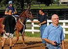 Chris McCarron Honored by Thoroughbred Club