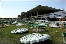 Final Cup Preparations Under Way at Monmouth Park