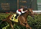 Quite a Bride Sets Churchill Turf Mark in Mint Julep