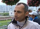 Hong Kong Cup Day: Jockey Gerald Mosse