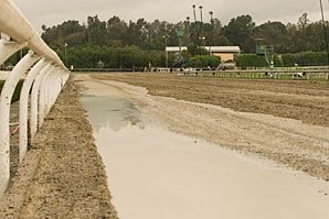 Additive May Aid Santa Anita Track
