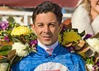 Jockey Eibar Coa Arrested in Domestic Case