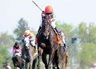 Check the Label Captures Appalachian Stakes