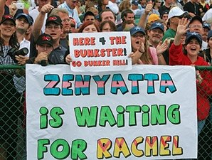 NYRA Makes Special Plans for 'Rachel' Show