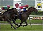 Frankel Pair Run One-Two in Manhattan