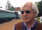 Preakness: Bob Baffert Comments on Arrivals