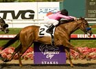 Dawnie Macho Wins California Bow in Landaluce