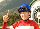 Apprentice Jockey, 16, Wins With First Mount