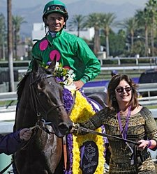 Breeders' Cup Winner Maram Dies, Leaves Foal
