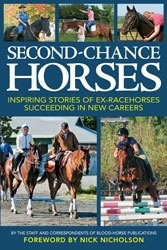 Second Chance Horses Book Released