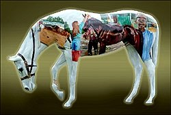 White Horse Award Lunch to Feature Art Sale