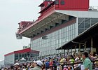 Preakness: Record Attendance, Bump in Handle