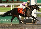 Stormy West Wins as Fair Grounds Opens