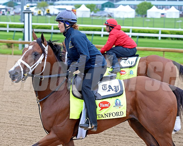 Caption: Stanford and Itsaknockout