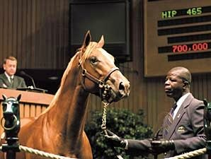 Keeneland September Sale Opens Monday