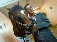 Barbaro's Vet: 'His Leg Looks Excellent'
