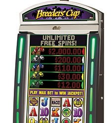 Breeders' Cup Video Slot Game Makes Debut