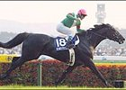 Favored Symboli Kris S Wins Emperor's Cup