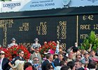 Tracks Report Business Gains on Derby Day