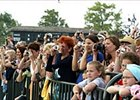 Fans Swarm to Philly Park in Droves to See Smarty Gallop