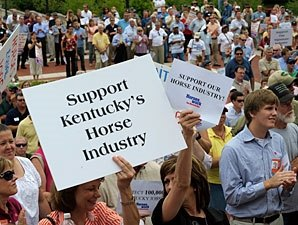 KY Horse Industry to Rally at Keeneland