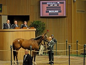 Negligee Sells For $625,000 at Keeneland