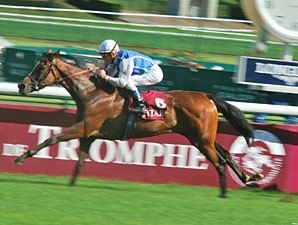 Galikova Earns Her Stripes in Prix Vermeille