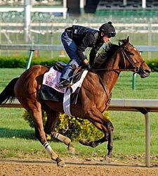 Quiet Temper Sizzles Over Churchill Surface