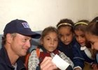 Hillenbrand, Actor Gary Sinise Launch Operation Iraqi Children