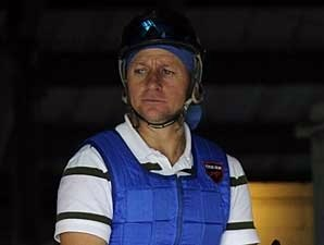 Exercise Rider Parker Buckley Dies